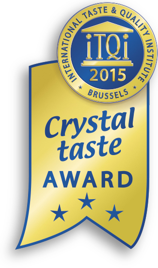 Crystal Taste Award 2015 (Three Stars)