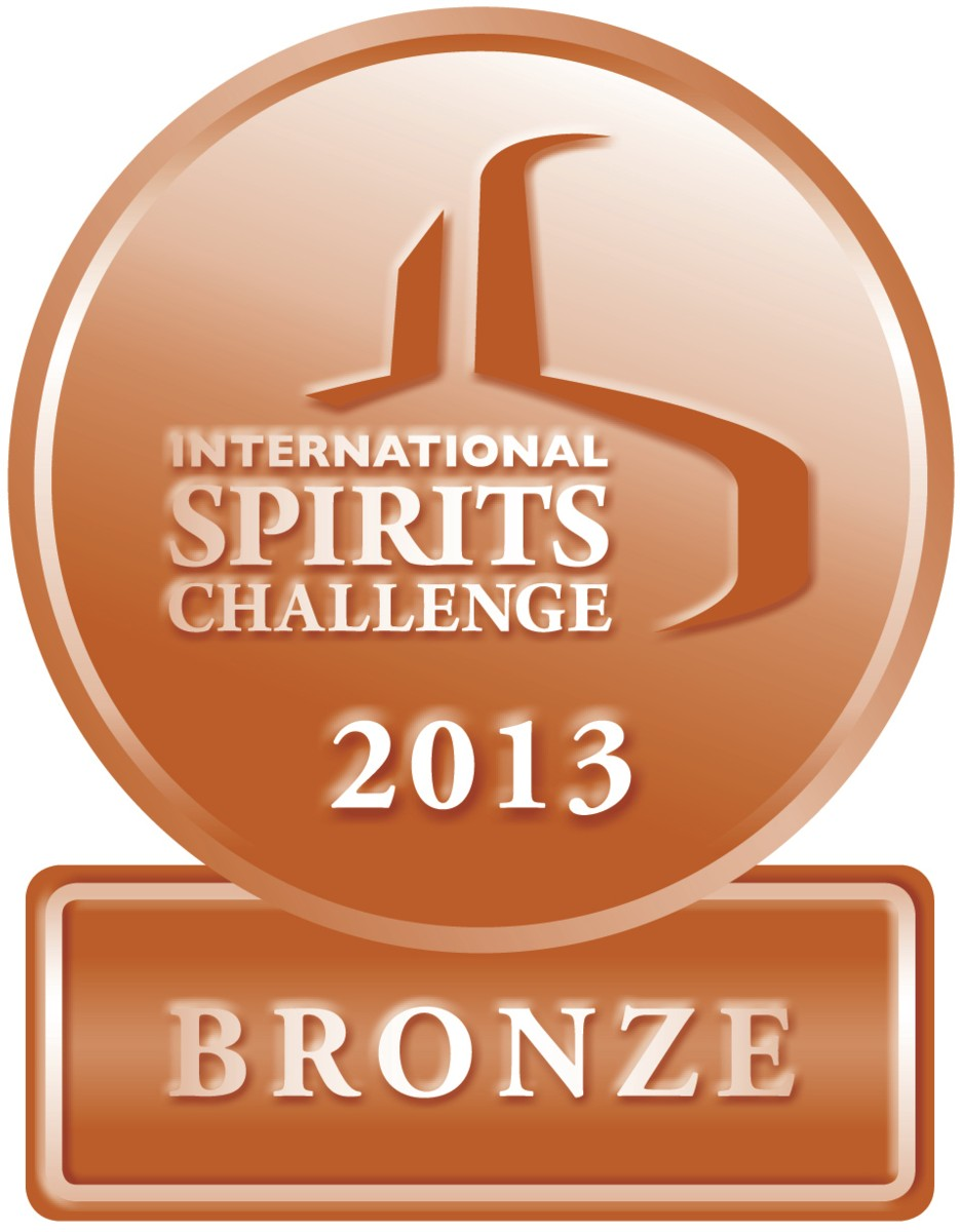 International Spirits Challenge 2013 (Bronze)