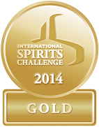 International Spirits Challenge 2014 (Gold)