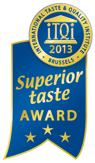 Superior Taste Award 2013 (Three Stars)