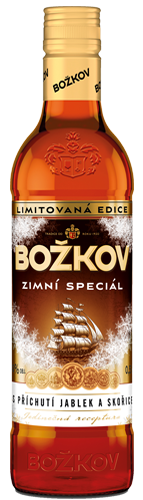 Božkov Special Winter Edition