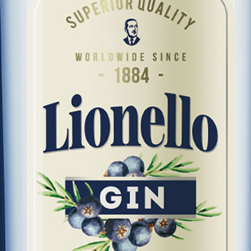 Stock Lionello Gin