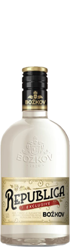 Božkov Republica Exclusive - White
